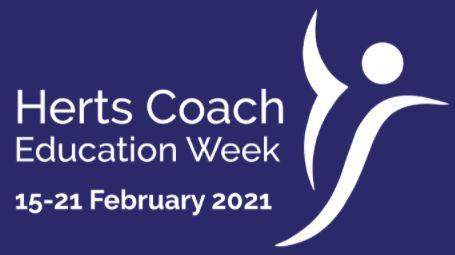 Herts Sports Partnership's Coach Ed Week 2021